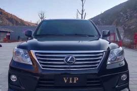 雷克萨斯LX(进口) 2013款 雷克萨斯LX(进口) 570抵押车
