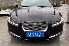 捷豹XF(进口) 2014款 捷豹XF(进口) 2.0T 风华版抵押车