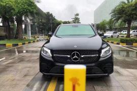 奔驰GLC级AMG(进口) 2017款 奔驰GLC级 AMG(进口) AMG GLC 43 4MAT抵押车