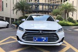 比亚迪 秦Pro 2020款 秦Pro 超越版 1.5TI 手动豪华型抵押车