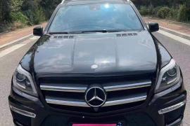 奔驰GL级(进口) 2014款 奔驰GL级(进口) GL400 4MATIC豪华型抵押车