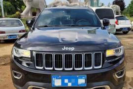 Jeep 大切诺基(进口) 2015款 大切诺基(进口) 3.6L 旗舰尊悦版抵押车