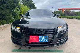 奥迪A7(进口) 2012款 奥迪A7(进口) 3.0 TFSI quattro豪华型抵押车