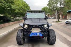 Jeep 牧马人(进口) 2015款 牧马人(进口) 2.8TD 四门版 Sahara抵押车