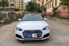 奥迪A5(进口) 2017款 奥迪A5(进口) Coupe 45 TFSI quattro 运动型抵押车