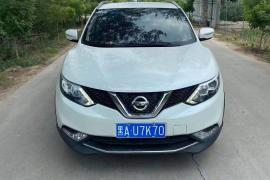 日产 逍客 2019款 逍客 2.0L CVT智享版抵押车