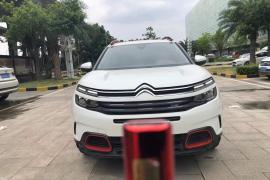 雪铁龙C5 2017款 雪铁龙C5 380THP 自动豪华型抵押车