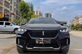 WEY VV7 2019款 WEY VV7 升级款 2.0T 超豪型 国VI抵押车