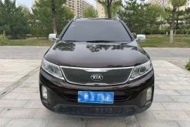 起亚 索兰托(进口) 2013款 索兰托(进口) 2.4L 手自一体 至尊UVO版 汽油 5座抵押车