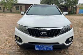 起亚 索兰托(进口) 2012款 索兰托(进口) 2.4L 汽油 至尊版抵押车