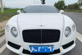14年宾利欧陆GT,新款红标宾利 欧陆(进口)抵押车