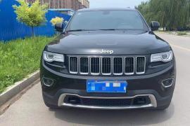 Jeep 大切诺基(进口) 2015款 大切诺基(进口) 3.0L 旗舰尊悦版抵押车