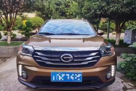广汽传祺 传祺GS4 2016款 传祺GS4 235T 手动豪华版抵押车