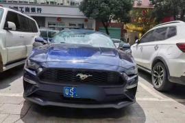 18年福特野马福特 野马Mustang(进口)[Mustang]抵押车