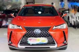 雷克萨斯UX新能源(进口) 2020款 雷克萨斯UX新能源(进口) 300e 纯·悦版抵押车