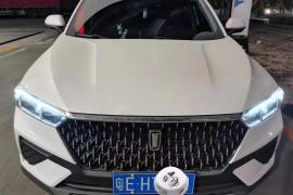 奔腾T77 2020款 奔腾T77 PRO 280 TID 自动豪华型抵押车