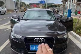 奥迪A5(进口) 2014款 奥迪A5(进口) Coupe 45 TFSI quattro抵押车