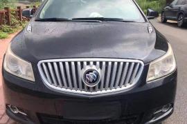 别克 君威 2010款 君威 2.4L 自动 舒适版抵押车
