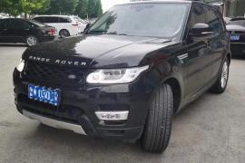 路虎 揽胜运动版(进口) 2016款 揽胜运动版(进口) 3.0 V6 SC HSE抵押车