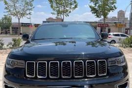 Jeep 大切诺基(进口) 2019款 大切诺基(进口) 3.6L 豪华导航版抵押车
