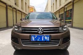 大众 途锐(进口) 2012款 途锐(进口) R-Line V6 豪华型抵押车