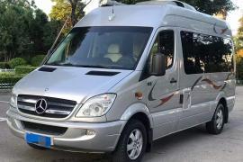 奔驰 斯宾特改装车 2012款 斯宾特Sprinter(进口) 3.5L 自动 4座 欧旅牌 商务车抵押车