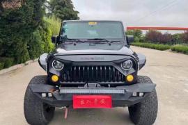 Jeep 牧马人(进口) 2013款 牧马人(进口) 3.6L 自动 两门Sahara抵押车