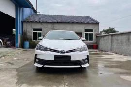 丰田丰田 卡罗拉 2019款 卡罗拉 1.2T S-CVT GL-i 精英版抵押车