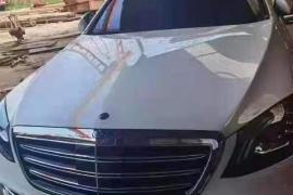 奔驰S级(进口) 2020款 奔驰S级(进口) S 450 L 4MATIC 臻藏版 抵押车