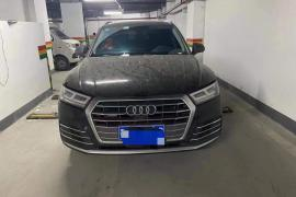 奥迪奥迪Q5L 2018款 奥迪Q5L 45 TFSI 尊享运动型 国V抵押车