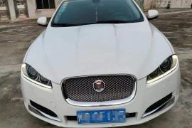 捷豹XF(进口) 2015款 捷豹XF(进口) 2.0T Sportbrake 豪华版抵押车