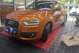 奥迪Q3 2013款 奥迪Q3 35 TFSI 舒适型抵押车