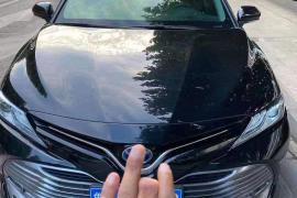 19年丰田凯美瑞,2.5HG,油电混合动力,豪华版丰田 凯美瑞抵押车