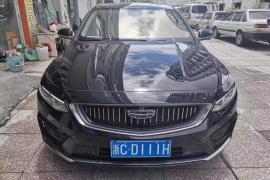 吉利 星瑞 2021款 星瑞 2.0T 旗舰型抵押车