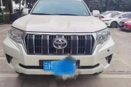 丰田丰田 普拉多(进口) 2019款 普拉多(进口) 4.0L TX-L 九气 18轮 中东抵押车
