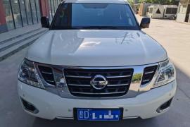 日产 途乐(进口) 2019款 途乐(进口) Y62 4.0L SE-T1 中东抵押车