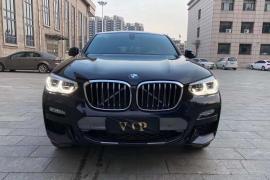 宝马X4 M(进口) 2019款 宝马X4 M(进口) X4 M抵押车