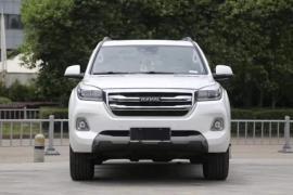 哈弗H9 2020款 哈弗H9 2.0T 汽油四驱尊享型 5座抵押车