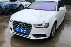 奥迪A4L 2013款 奥迪A4L 30 TFSI 自动 舒适型抵押车