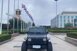 Jeep 牧马人(进口) 2011款 牧马人(进口) Sahara两门款抵押车