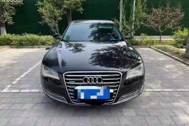 奥迪A8L(进口) 2014款 奥迪A8L(进口) 50 TFSI quattro尊贵型抵押车