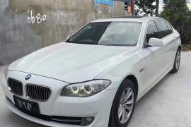 宝马5系 2013款 宝马5系 525Li 卓乐版抵押车