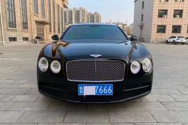 宾利 飞驰(进口) 2014款 飞驰(进口) 4.0T V8 尊贵版抵押车