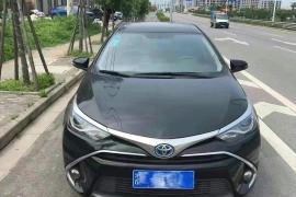 丰田 雷凌 2017款 雷凌 改款 1.8GS CVT精英版 国V抵押车