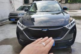 欧尚汽车 欧尚X7 2020款 欧尚X7 1.5T 自动尊贵型抵押车