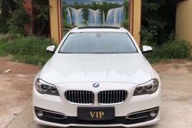 宝马5系 2014款 宝马5系 525Li 豪华设计套装 国V抵押车