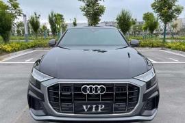 奥迪Q8(进口) 2019款 奥迪Q8(进口) 55 TFSI 豪华动感型抵押车