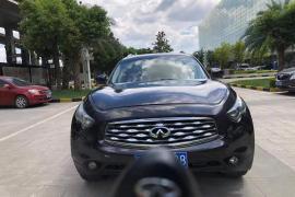 英菲尼迪FX(进口) 2011款 英菲尼迪FX(进口) 35 3.5L 自动 金尚超越版 5座抵押车