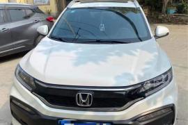 本田XR-V 2017款 本田XR-V 1.8L VTi CVT豪华版抵押车