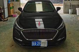 红旗H5 2019款 红旗H5 30TD 型动版抵押车